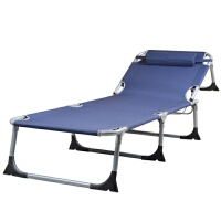 办公室躺椅折叠床单人床午休午睡床行军布床陪护床简易床