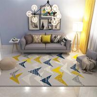 时尚现代风格地毯客厅沙发茶几地毯卧室床边毯北欧式现代地毯