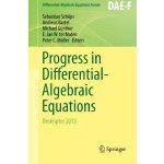 【预订】Progress in Differential-Algebraic Equations 9783662449