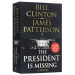 失踪的总统 英文原版书 The President is Missing 比尔克林顿 詹姆斯帕特森合著 英文版悬疑小说