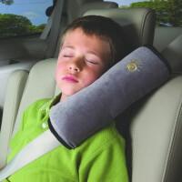 儿童汽车安全带套 护肩套 车用可爱加长毛绒睡觉安全带