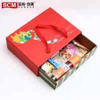 文具套装礼盒 小学生儿童文具礼盒生日礼物学习用品奖品 礼盒套餐(9款)随机发货