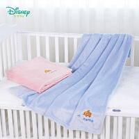 迪士尼Disney童装 儿童被子秋冬新款法然绒男女宝宝毛毯卡通尼莫系列家居小孩被子183P799