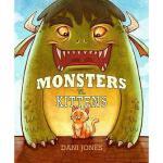 【预订】Monsters Vs Kittens