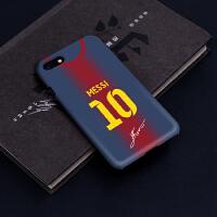 华为P20巴萨手机壳荣耀10小米8se磨砂硬壳巴塞罗那6X足球队5X潮男
