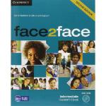 【预订】Face2face Intermediate Student's Book with DVD-ROM