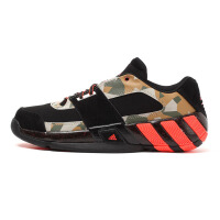 Adidas阿迪达斯 男鞋 2017新款缓震运动低帮篮球鞋 S85319 现