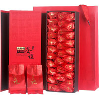 武夷山大红袍30小泡/165g 礼盒装肉桂乌龙茶茶叶礼茶