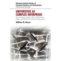 【预订】Universities as Complex Enterprises 9781119244875