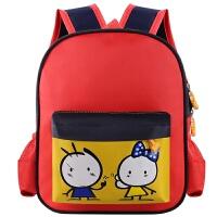 幼儿园书包批�l定做制 儿童双肩背包3-6岁大中小班5广告印字logo