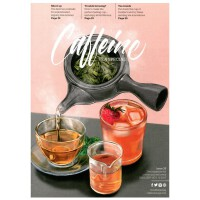 �M口原版年刊�� Caffeine 咖啡文化��I�s志 英��英文原版 年�6期