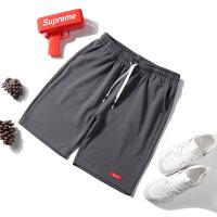 短裤男大码裤衩男5分裤薄运动裤宽松4XL休闲加大加肥沙滩裤潮卫裤