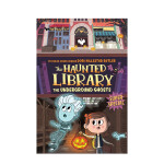 【预订】Haunted Library Super Special,闹鬼图书馆特别特别 英文原版