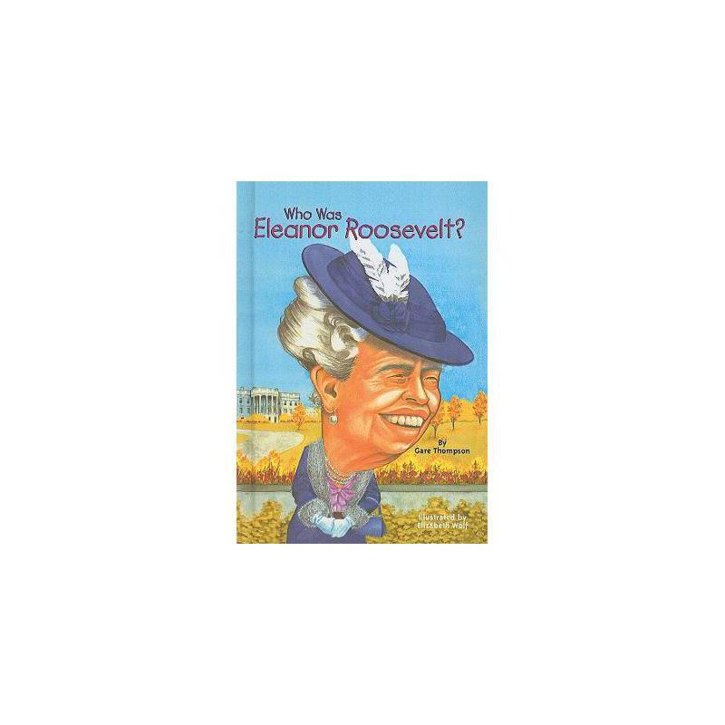 【预订】Who Was Eleanor Roosevelt? 美国库房发货,通常付款后3-5周到货!