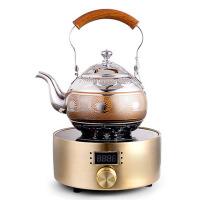 智能茶炉静音家用电热茶炉炉煮面炉光波炉铁壶电陶炉煮茶