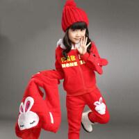 女童秋装套装2018新款8韩版9潮衣服10洋气11儿童装时髦12岁冬装潮