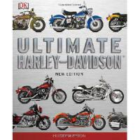 【预订】Ultimate Harley Davidson 哈雷戴维森摩托大全 英文原版