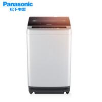 松下(panasonic) XQB90-Q9132 9公斤大容量全自动波轮家用洗衣机(银)