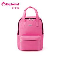 Diplomat 外交官 DB-5150L双肩背包 女士背包 旅行包 户外包