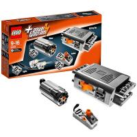 LEGO乐高 科技Technic机械组动力马达组 8293 9-16岁拼插积木大型机械组改装用