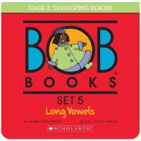 【现货】英文原版 鲍勃书套装5:长元音(3阶)4-6岁适用 Bob Books Set 5: Long Vowels 学