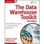 【预订】The Data Warehouse Toolkit The Definitive Guide to Dime
