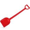 Hape强力大铲55cm 红色 蓝色沙滩大铲子玩具男女孩海边挖沙玩沙工具运动户外玩具