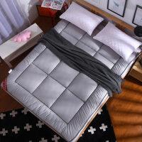 床垫1.8m床双人褥子垫被1.5m床1.2米单人学生宿舍海绵榻榻米床褥