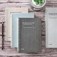 线圈笔记本文具 A5/B5加厚记事本周计划办公学习