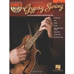 【预订】Gypsy Swing: Mandolin Play-Along Volume 5 9781458413949