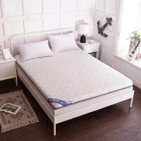 地铺睡垫榻榻米床垫冬夏两用大学生床垫单人加厚0.9宿舍90x190cm