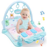 3-6-12个月婴幼儿脚踏琴健身架0-1岁儿童音乐琴多功能宝宝玩具钢 基础脚踏钢琴