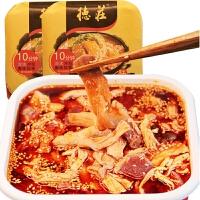 德�f川味���u358g*2盒冷吃冷�串串熟食即食麻辣�C方便速食火�