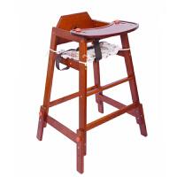宝宝儿童餐椅实木婴儿吃饭椅酒店多功能便携式餐桌椅宝宝椅子木制