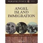 【预订】Angel Island Immigration: A History Perspectives Book&n
