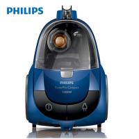 飞利浦(Philips)卧式无尘袋吸尘器FC8471/81 大功率1400瓦可水洗滤网
