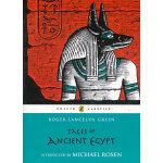 Tales of Ancient Egypt (Puffin Classics) 古代埃及的故事 9780141332598
