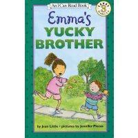 Emma's Yucky Brother(I Can Read艾玛的讨厌鬼弟弟[4-8岁]