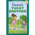Emma's Yucky Brother(I Can Read艾玛的讨厌鬼弟弟[4-8岁]