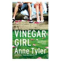 Vinegar Girl 英文原版 凯特的选择 现代版《驯悍记》重讲莎士比亚经典系列 Anne Tylor 普利策奖获