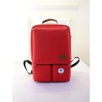 商务双肩包电脑包女士旅行包风大容量高中学生书包男生背包韩