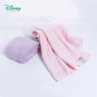 迪士尼(Disney)童装 宝宝亲肤纯棉浴巾2019新品加大加厚盖毯婴儿包巾吸水快干191P821