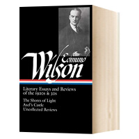 埃德蒙威尔逊随笔集 英文原版 Edmund Wilson Literary Essays and Reviews of