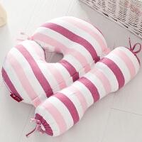 颈椎枕头荞麦枕护颈枕单人专用圆形糖果枕荞麦皮硬康枕芯 乳白色 多功能枕白玫粉