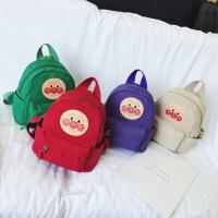 韩版儿童包包防走失背包男女童书包1-2-3岁卡通幼儿园宝宝双肩包