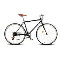耐嘛自行车700c公路车复古潮流赛车学生场地车禧玛诺变速