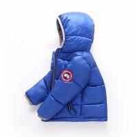 新款儿童羽绒服宝宝男童女童轻薄外套冬季中大童3-4-5-6-7岁