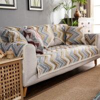欧式沙发垫四季通用防滑蕾丝雪尼尔贵妃沙发套坐垫定做