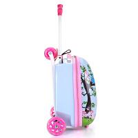 儿童滑板车拉杆箱旅行箱男女孩子宝宝小行李箱子迷你16寸