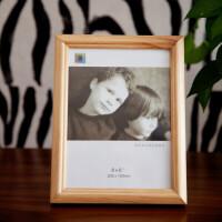 7 8 10 12寸白色欧式实木相框摆台儿童宝宝结婚纱照片画卧室摆台